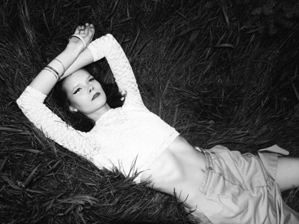 Ирина Кравченко часто появляется на обложках отечественных и зарубежных глянцев