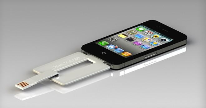 iPhone 5 взломали при помощи зарядки