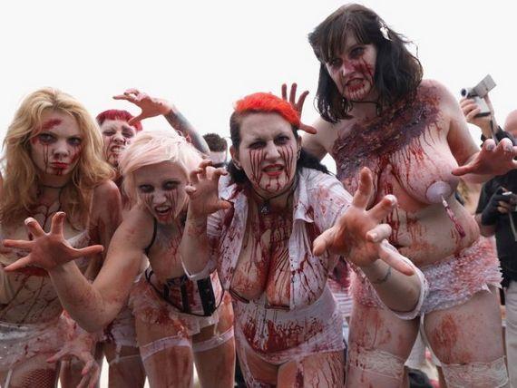 Зомби стали масс-культурой