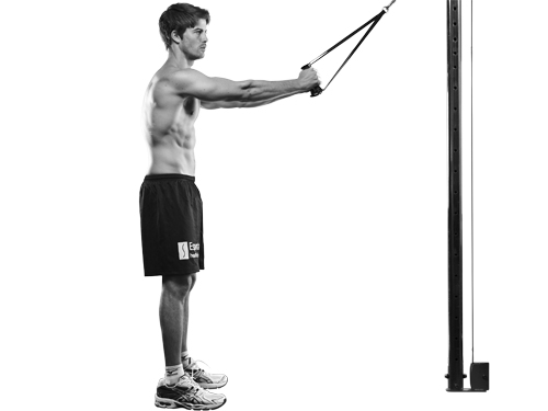 Тяга на себя - еще один способ укрепить мышцы живота