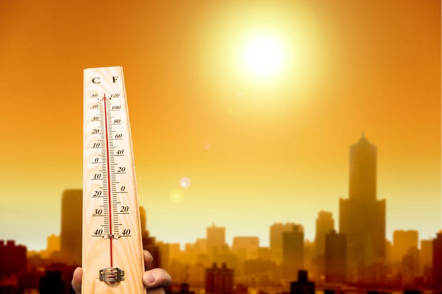 Аномальная жара может быть предсказана воздушными потоками