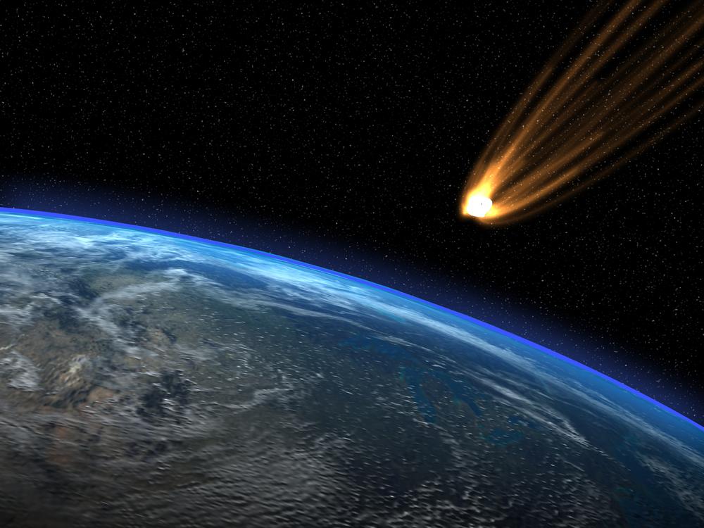 Комета — одна из главных претендентов на вестника конца света