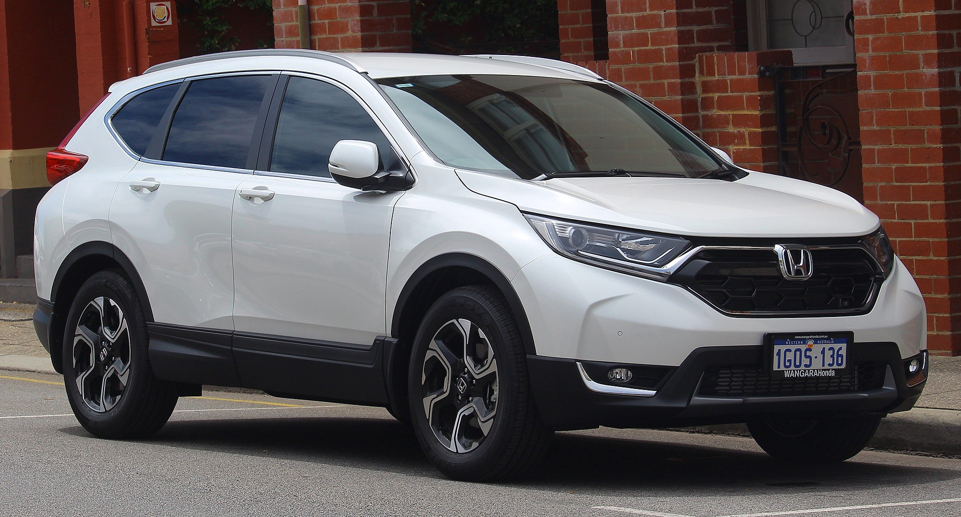 5. Honda CR-V