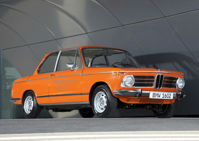 BMW 1602 Electro-Antrieb