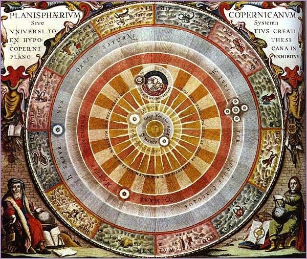 Труды Николая Коперника не воспринимали ученые, а не церковь