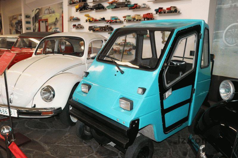 Автомобиль очень редкий, потому что выпускался только в течении 1981 и 1982 годов