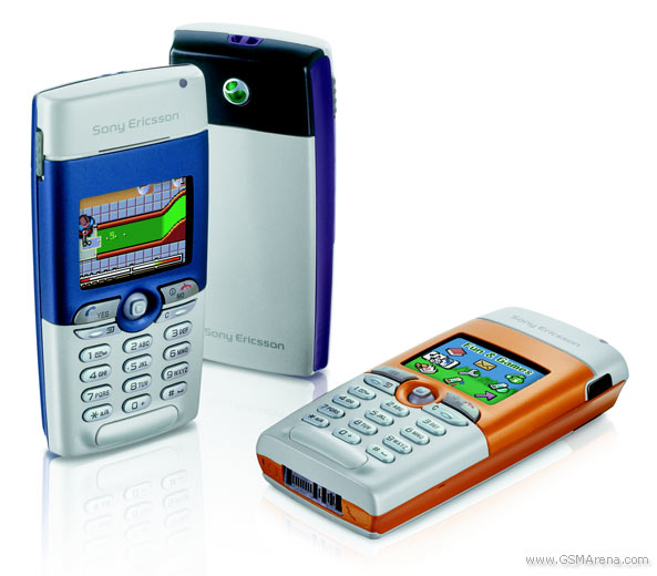 Sony Ericsson T310 - с разных ракурсов