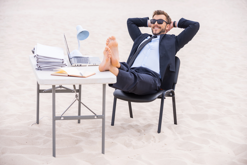 Хороший отдых — важная составная рабочего процесса