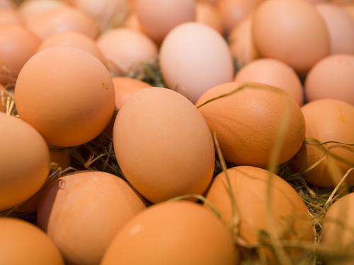 Сырые яйца укрепляют иммунитет и кости