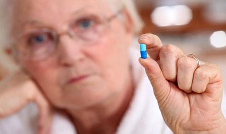 Таблетки от старости могут показать уже летом