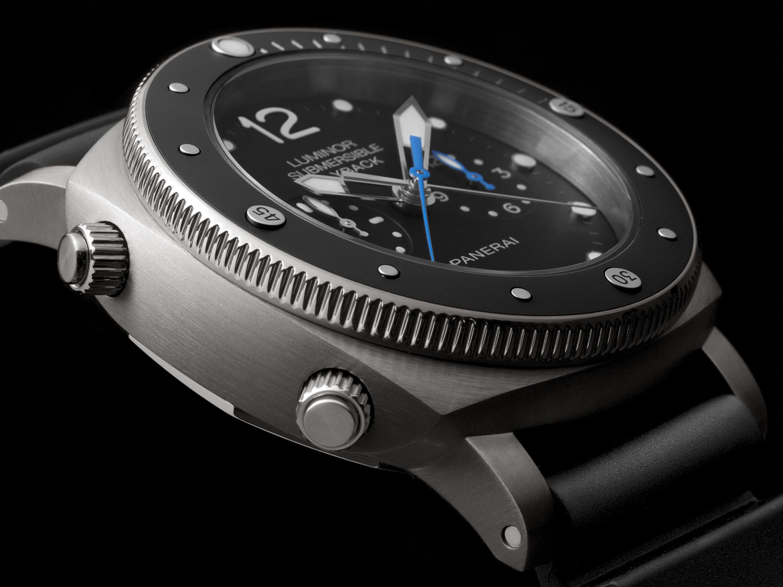 Panerai Luminor Submersible 1950 Chrono Flyback Automatic Titanio - 500 тысяч гривен