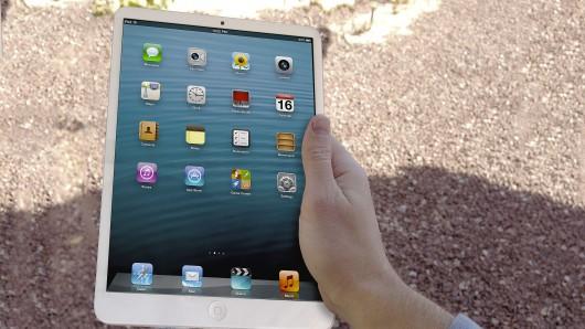 Онлайн-презентация iPad