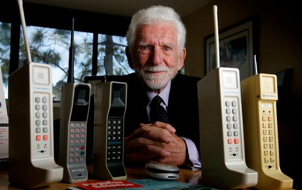 Первые мобилки