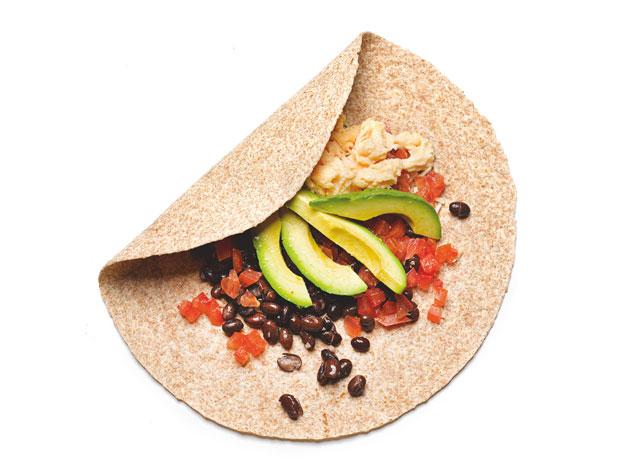 Тортилья - это как лаваш, только по-Мексикански