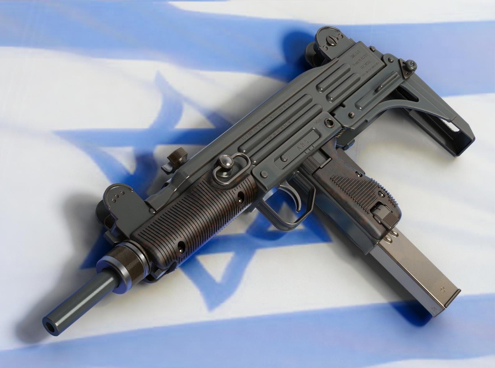 Пистолет-пулемет «Узи»