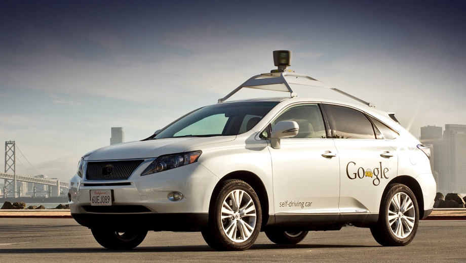 Робомобили Google справились с поездкой по городу