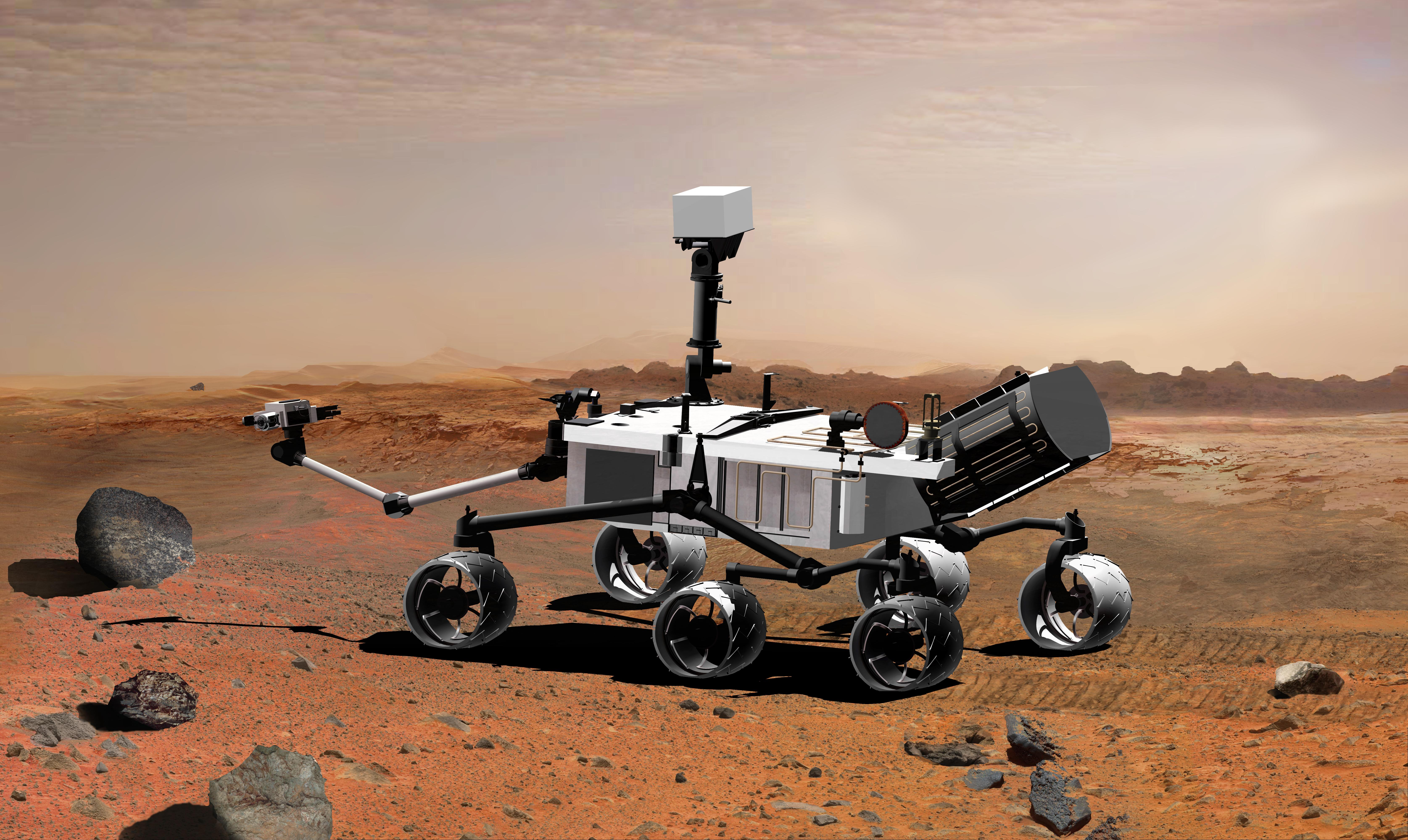 the reasons behind scientists desire to explore mars