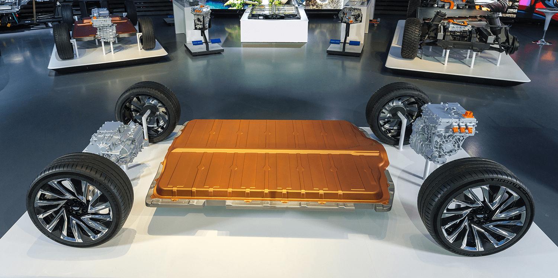 Универсальная платформа позволит разработчикам создавать на ее основе как грузовики, так и легковушки с любым видом привода