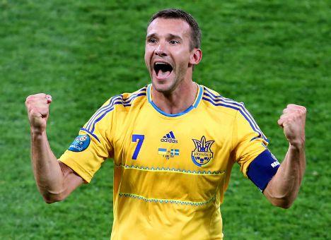 Андрей Шевченко стал героем матча и Twitter