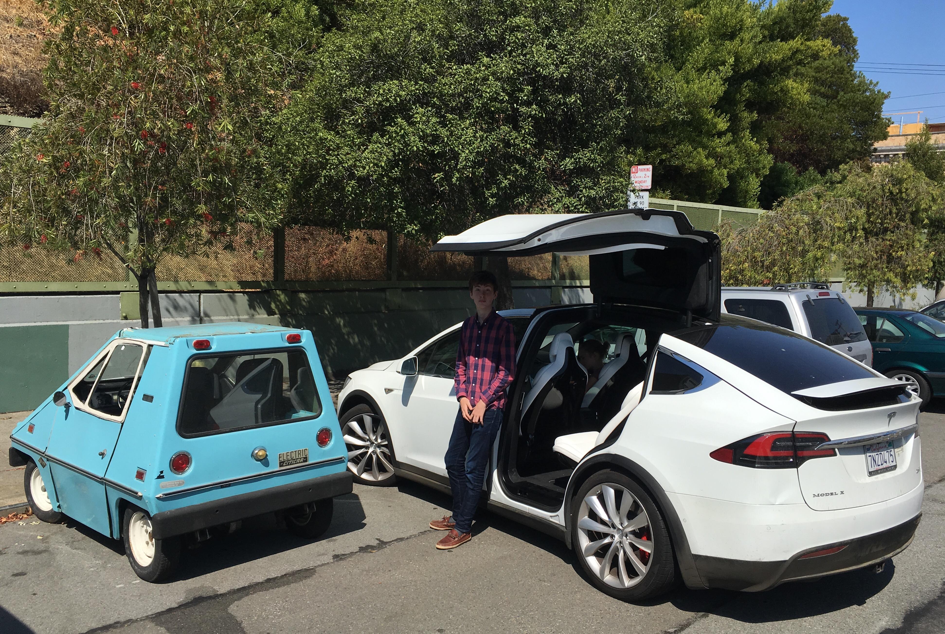 Второй после Tesla: Как выглядит растиражированный электрокар прошлого