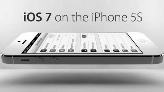 Концепт iOS 7