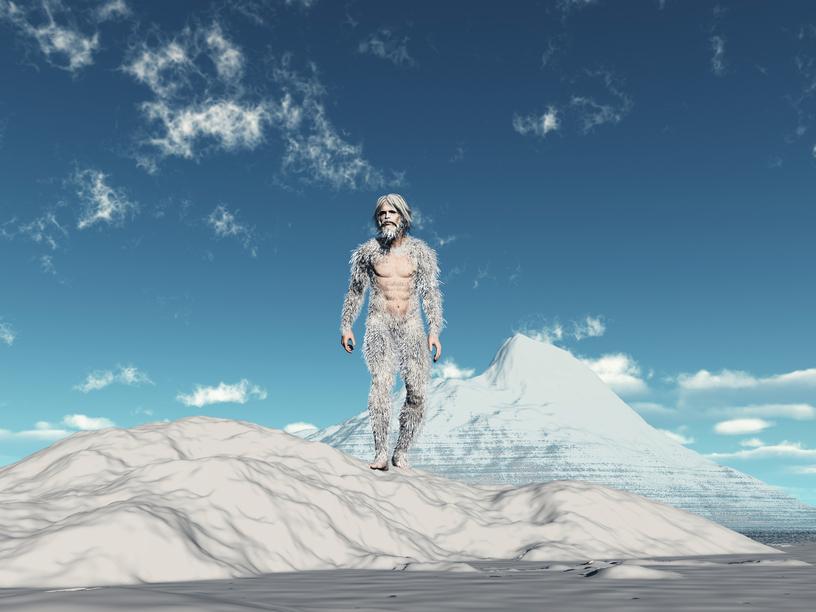 Ученые проанализировали шерсть снежного человека