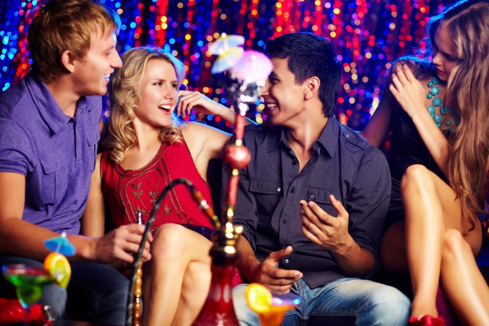 Кальян и женщины - способ неплохо провести вечер