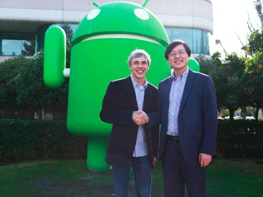 Google продала Motorola Lenovo