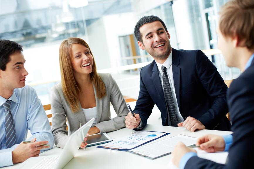 Успешные фрилансеры всегда в центре внимания коллег