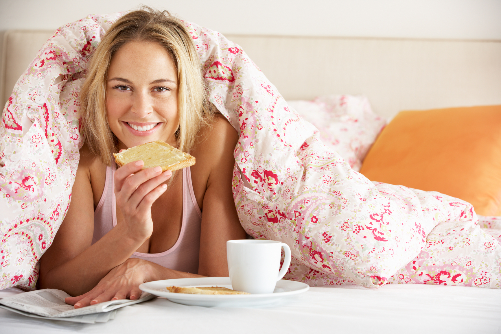 Фото завтрак девушками