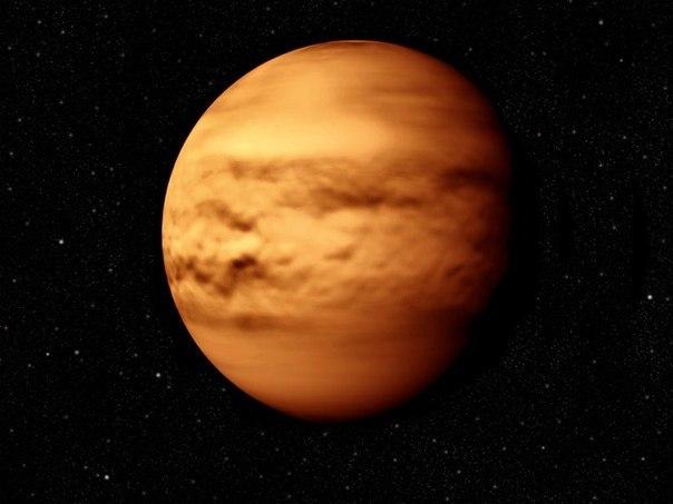 Возле Венеры обнаружили кольцо из пыли