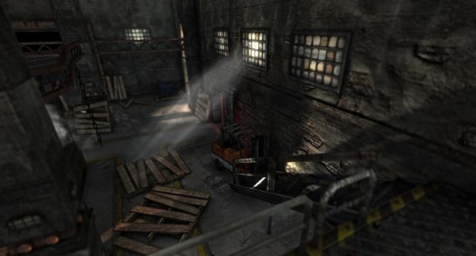 Скриншот из игры Dead on Arrival 2