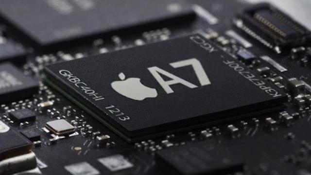 Apple A7 - первый 64-битный ARM процессор компании