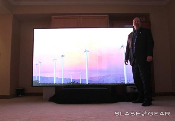 Westinghouse - телевизор с громадной диагональю