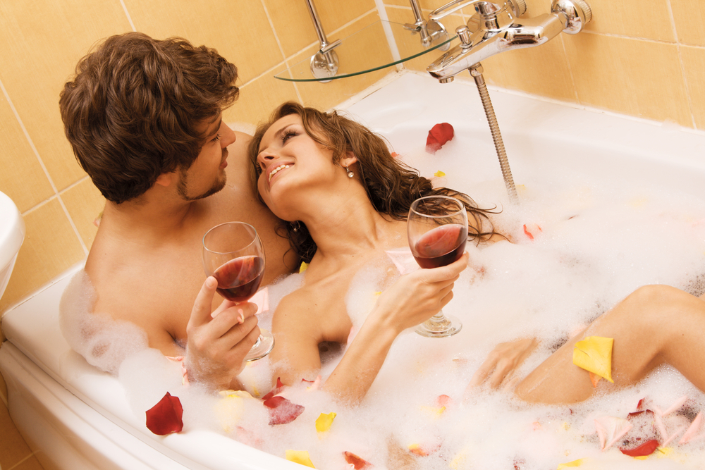 красивое фото картинки секс мужчина и женщина в ванной
