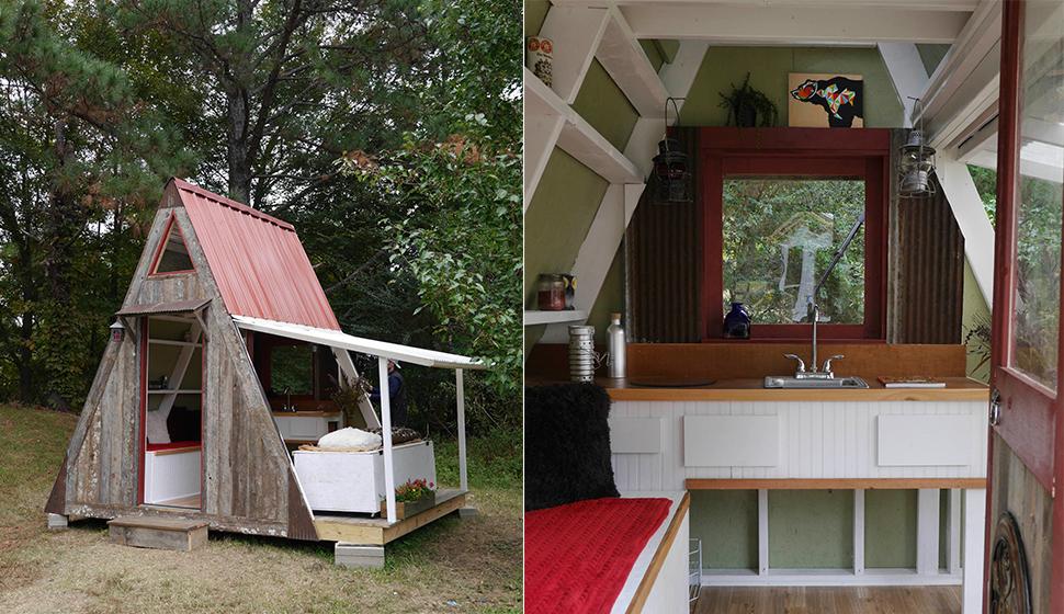 Дидриксен продает свои домики за немалые деньги