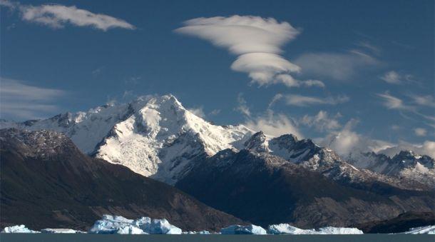 Северная Патагония - самый менее заселенный район Чили
