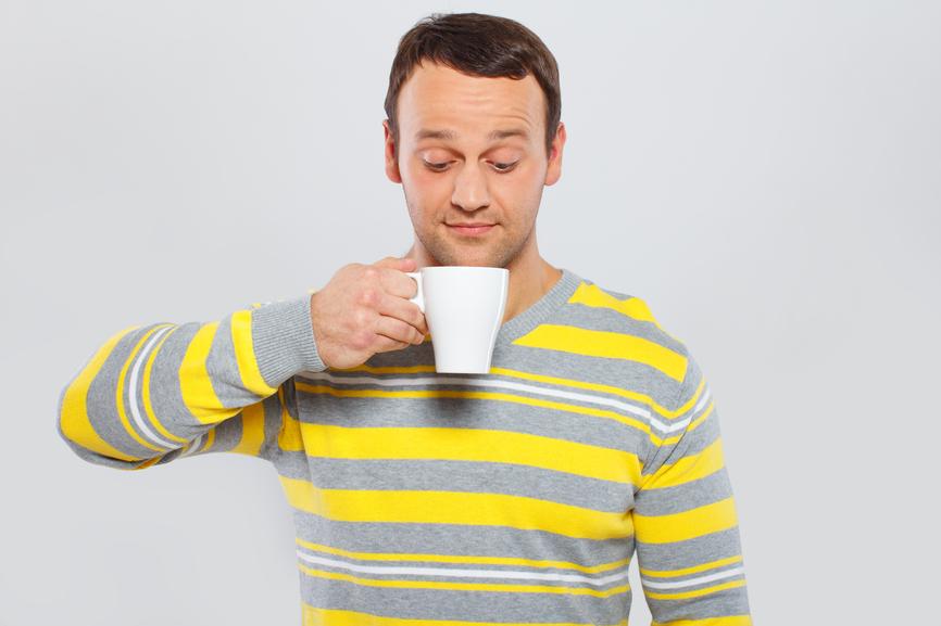 Суточная норма кофеина - 400 миллиграммов