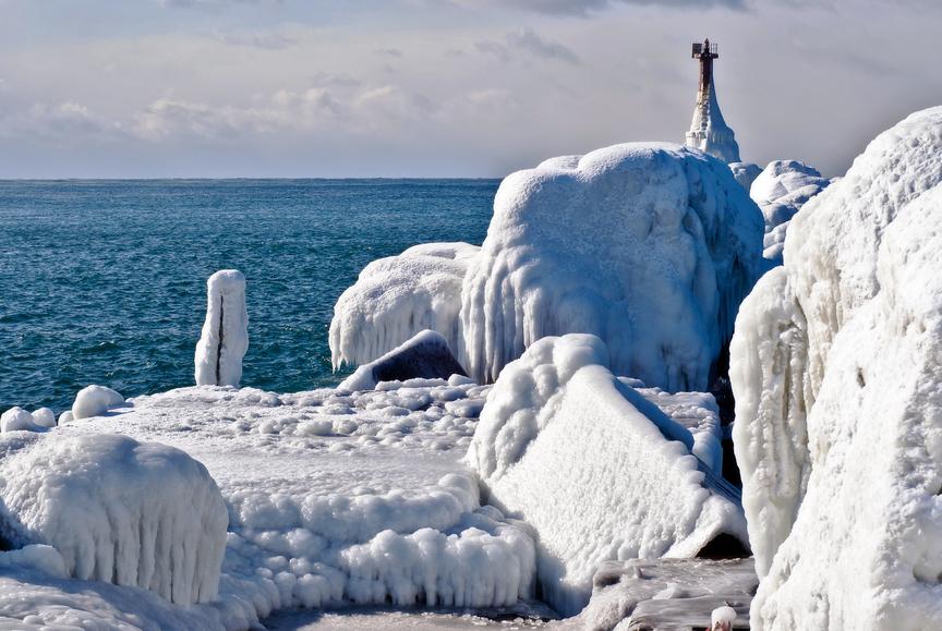 На формирование дна океанов влиял Ледниковый период