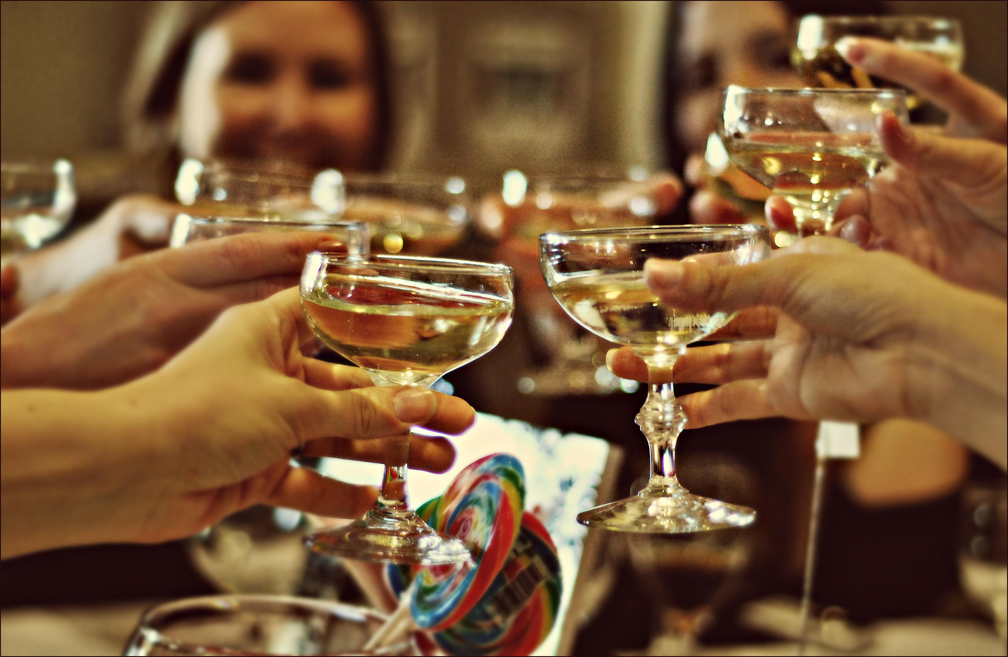 Новое спиртное не будет вызывать тяжелого похмелья