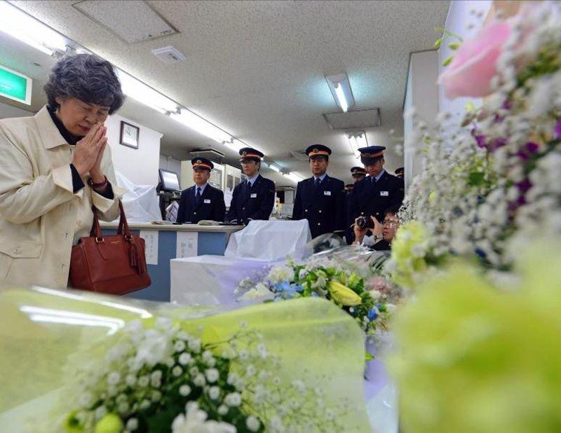 Японские террористы не обходятся без химического оружия