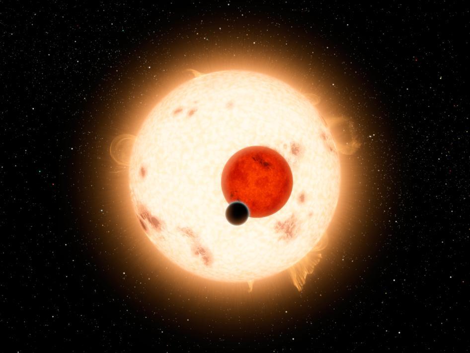Планету обнаружили, когда планета проходила возле солнц