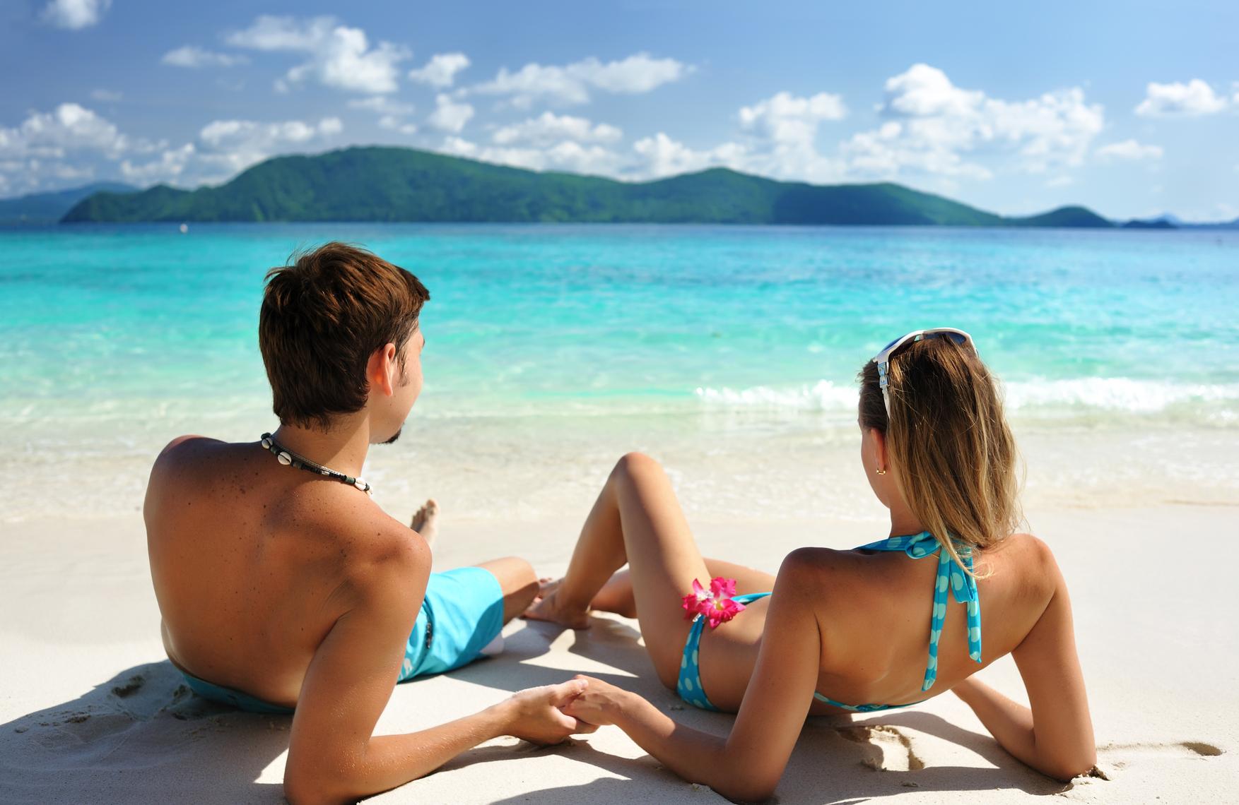 Альтернатива спа-процедурам - совместная путевка в один из райских уголков планеты