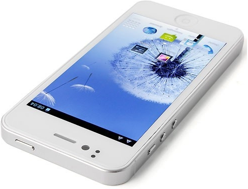 iPhone 6 с Android