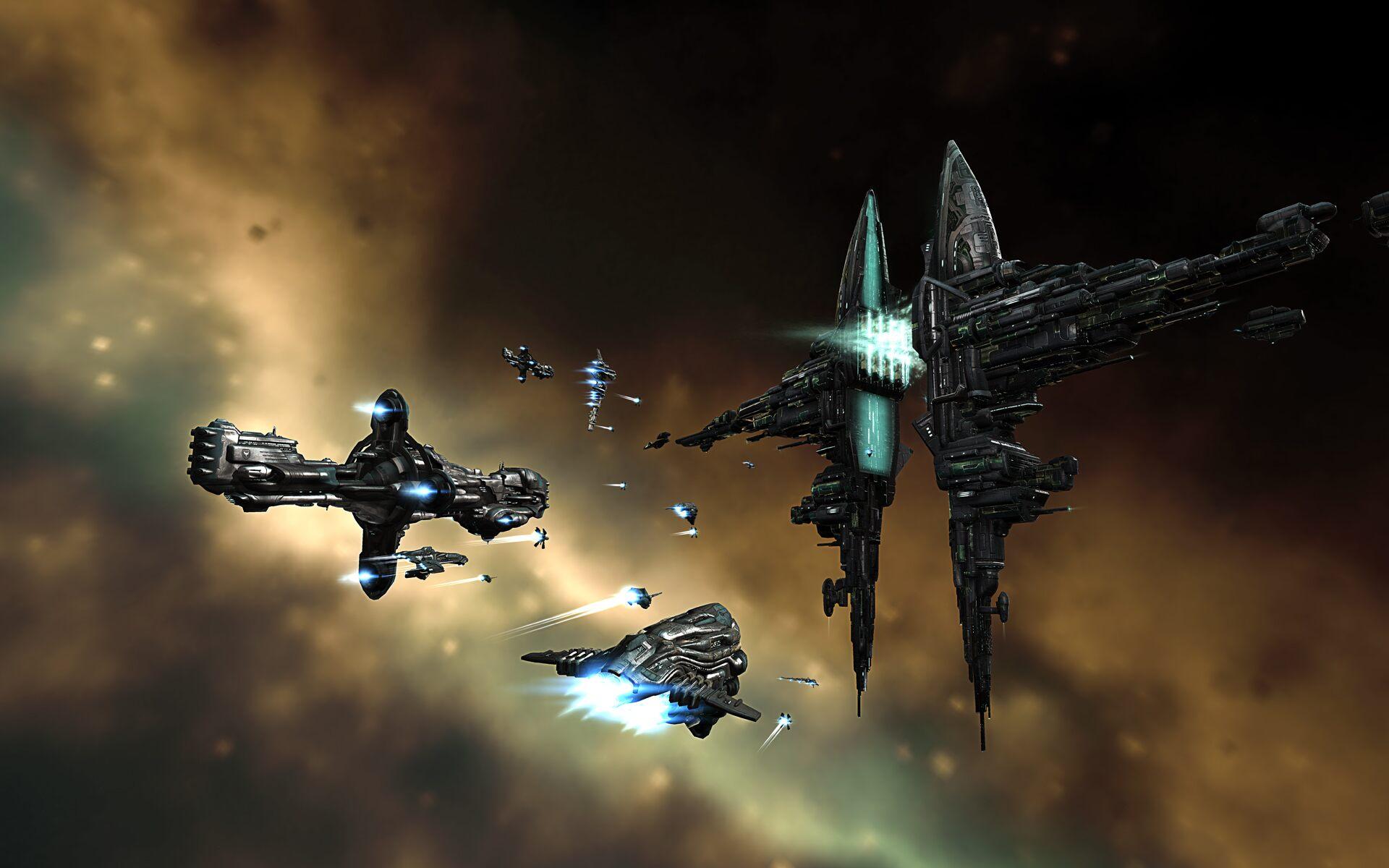 Eve Online попал под запрет