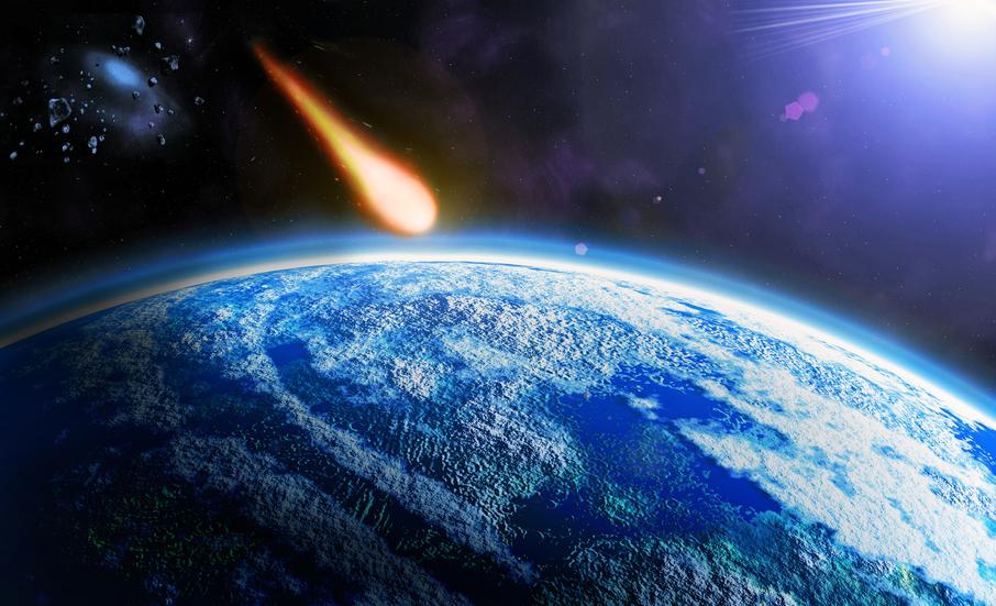 Астроид может столкнуться с Землей в 2880 году
