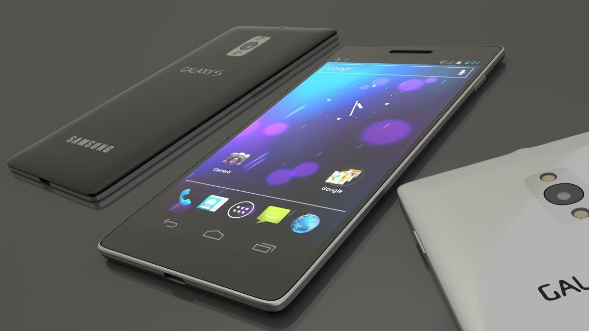 Samsung Galaxy S4 покажут 14 марта