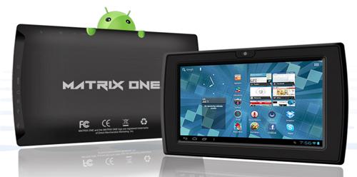 Matrix One – самый дешевый планшет в мире! - ТЕХНО