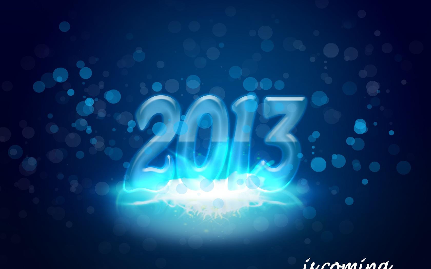 Новый год 2013 обои для рабочего стола