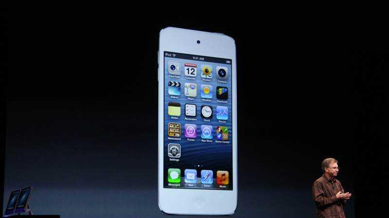 iPhone 5 показали миру
